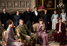 Photo of Downton Abbey.