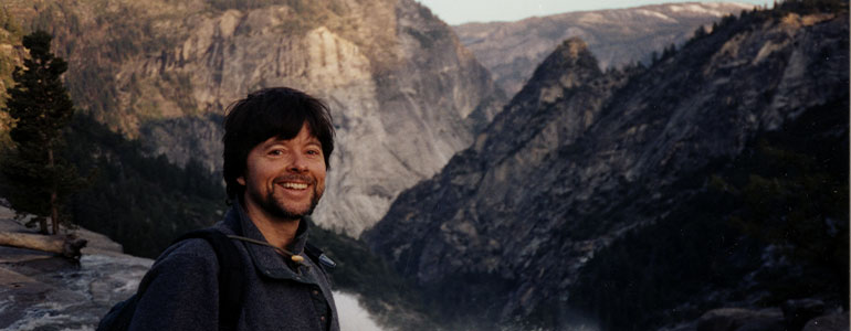 Photo of Ken Burns in National Parks