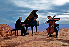 Photo of the Piano Guys.