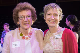 Photo from recent Newton N. Minow Founders Society Appreciation Event