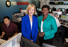 Photo of PBS Newhour.